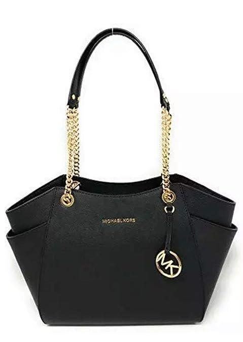2a07e49377cd Michael Kors Large Chain Shoulder Tote Bag  Michael Kors  Amazon.ca ...