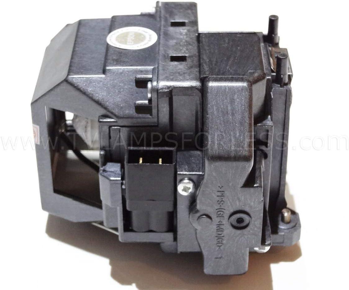 V13H010L67 VS PowerLite 1221//1261W//S11//X12 MegaPlex EPSON AMERICA ELPLP67 Replacement Lamp for EX