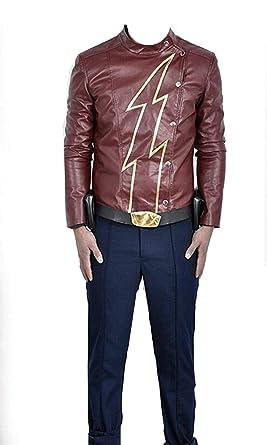 La Temporada de Flash 2 Jay Garrick Traje de Cosplay ...