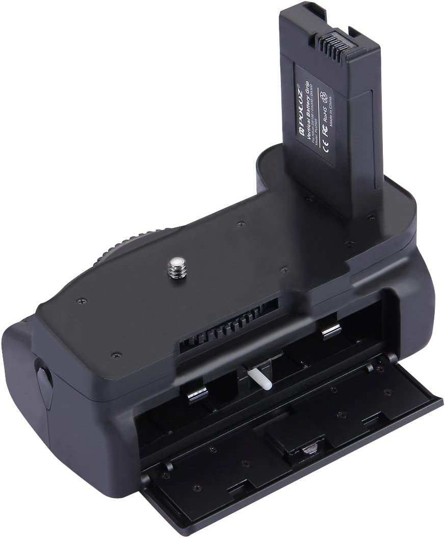 JINGZ Vertical Camera Battery Grip for Nikon D5200 //D5300 Digital SLR Camera Durable