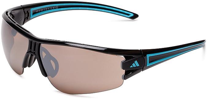 e063bfe71d7c Amazon.com  adidas Evil Eye Halfrim L a402 6059 Rectangle Sunglasses ...