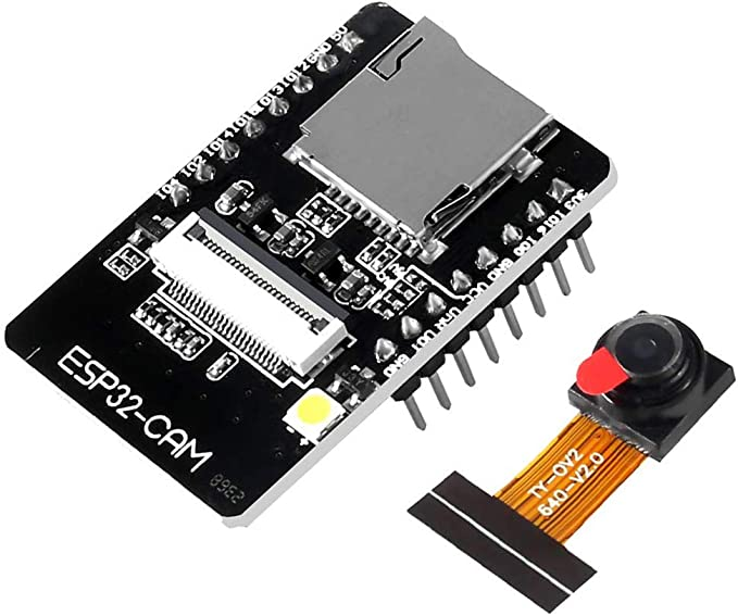 ESP32-CAM WiFi Wlan Bluetooth Development Entwicklungs Board Kamera OV2640 5V