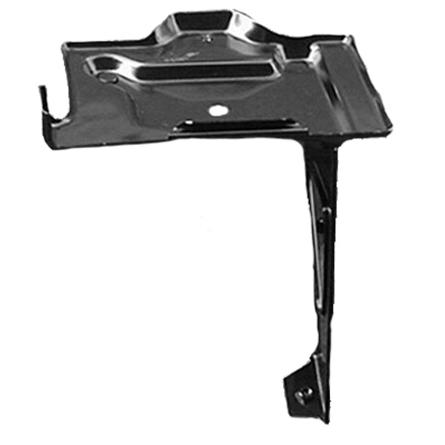 CPP Battery Tray for Cadillac Escalade, Chevy Blazer, Pickup, Suburban, Tahoe by CPP