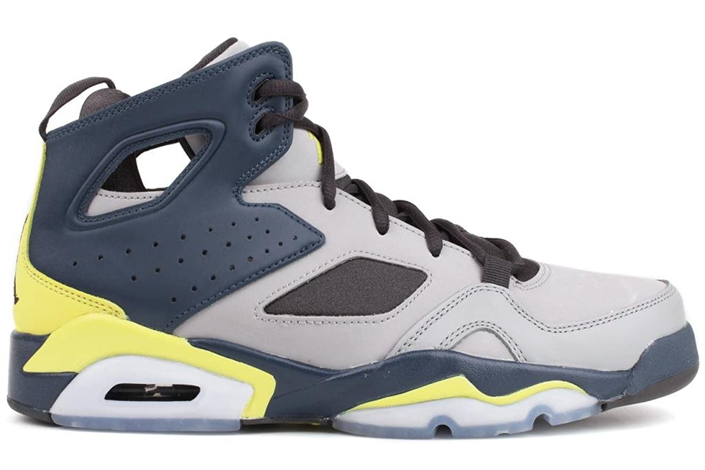 Amazon.com | Nike Air Jordan Flight Club \u002791 Mens Basketball Shoes  555475-035 Matte Silver 11 M US | Basketball