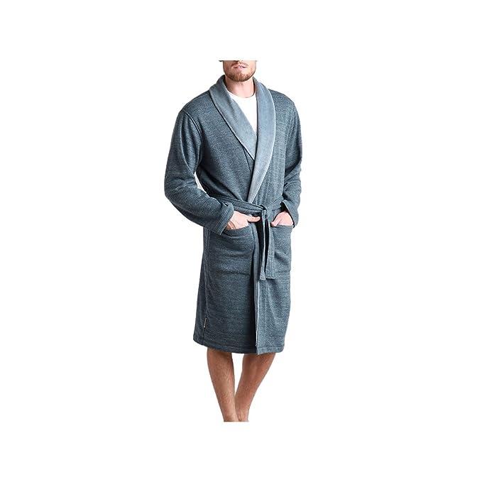 UGG Men s Robinson Robe  Amazon.ca  Clothing   Accessories 9ed6f56cb