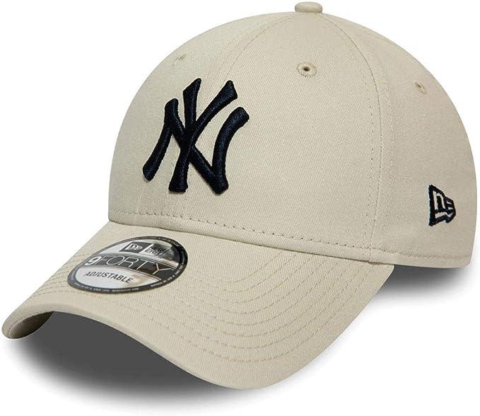 New Era Los Angeles Dodgers Kappe Klassisch 39Thirty Marineblau Neu mit Etikett