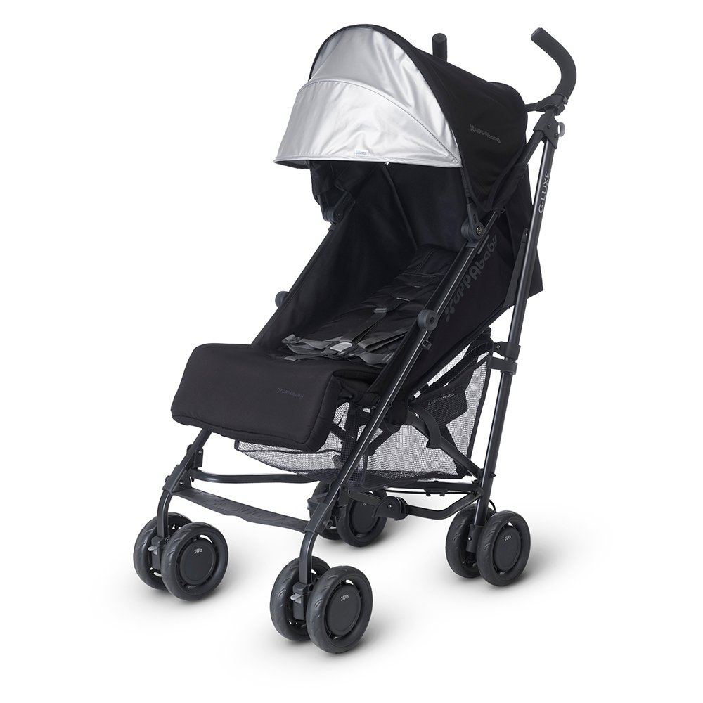 Amazon.com : UPPAbaby G-LUXE Stroller, Jake (Black) : Baby