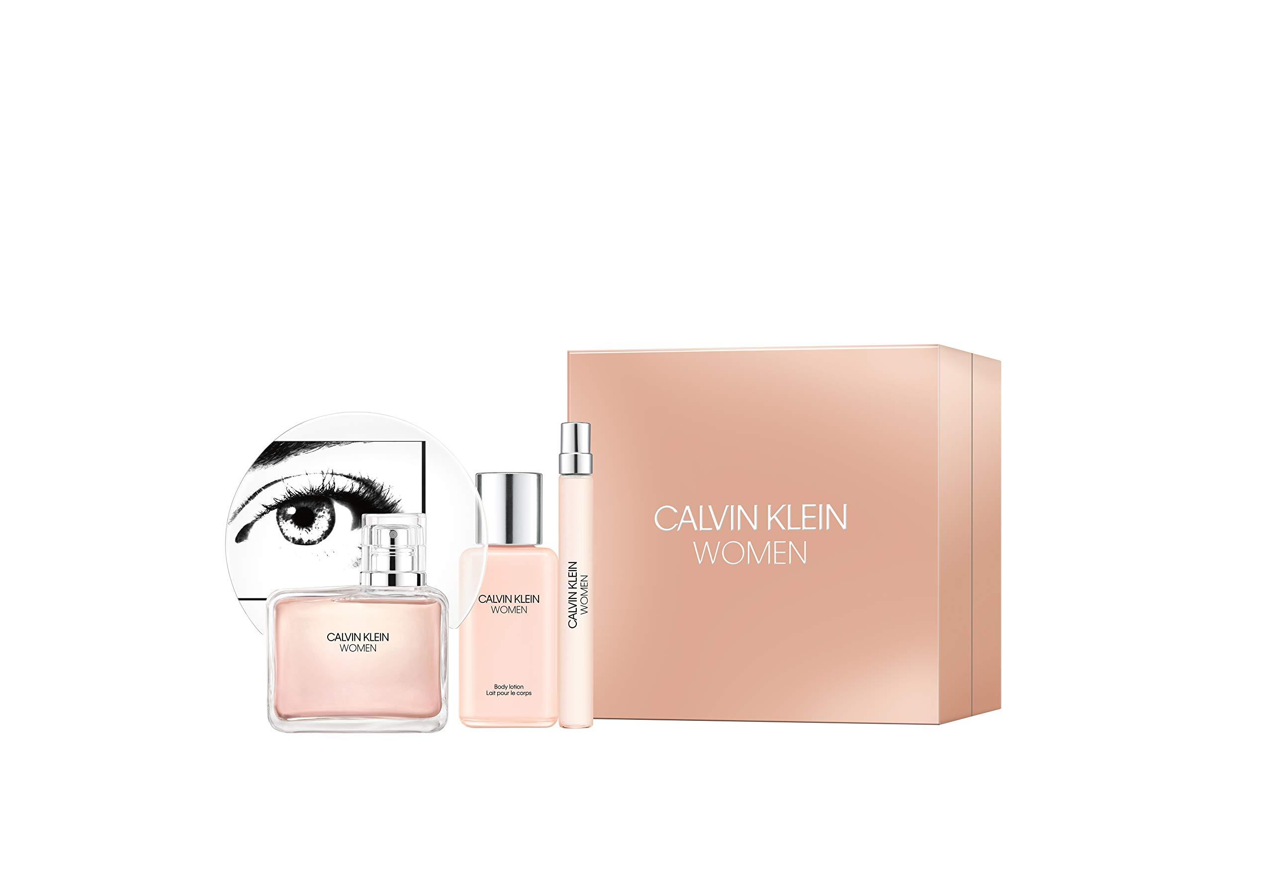 Calvin Klein Women National Gift Set, 7.13 oz