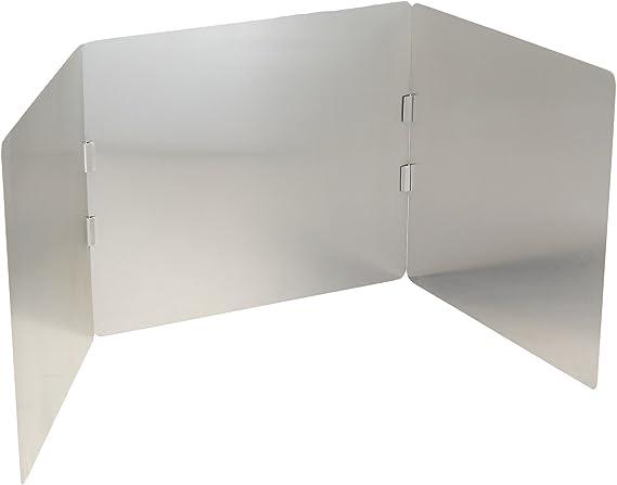Anti Splatter Shield Guard/ /Rangement Compact /Facile /à nettoyer/ //Élimine les Mess/