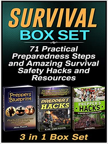 Survival Box Set: 71 Practical Preparedness Steps and
