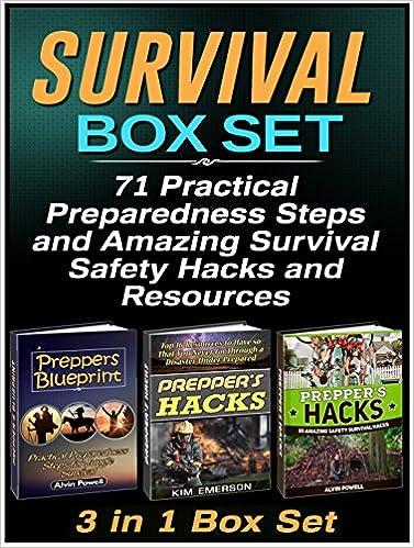 Survival Box Set: 71 Practical Preparedness Steps and
