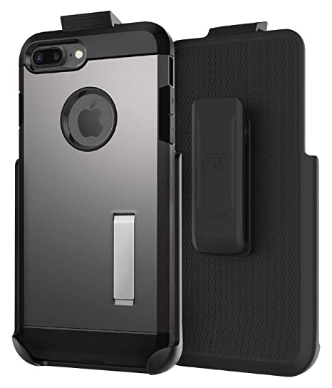 super popular 6e812 a77c7 Encased Belt Clip Holster for Spigen Tough Armor Case - iPhone 8 Plus 5.5