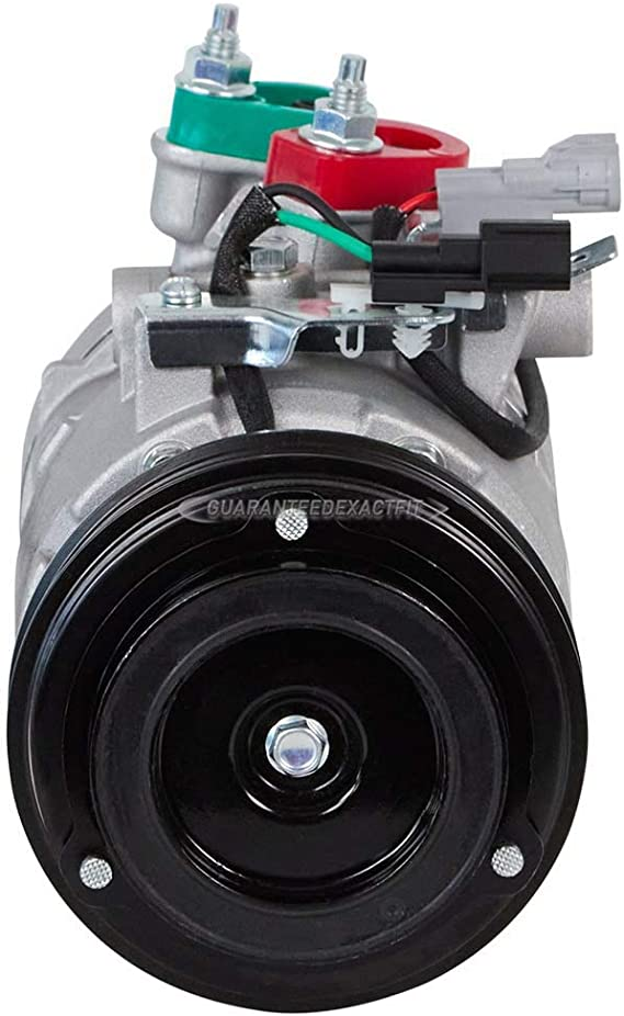 For Ford Focus 2015 2016 New AC Compressor /& A//C Clutch BuyAutoParts 60-04547NA New