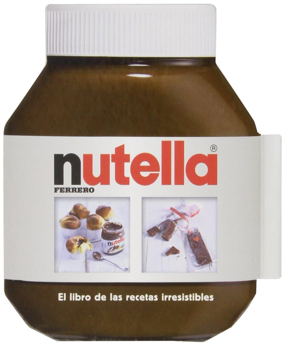 Kit Nutella: El kit perfecto para que tus postres y meriendas sean un éxito: Véronique Cauvin: 9788448011949: Amazon.com: Books