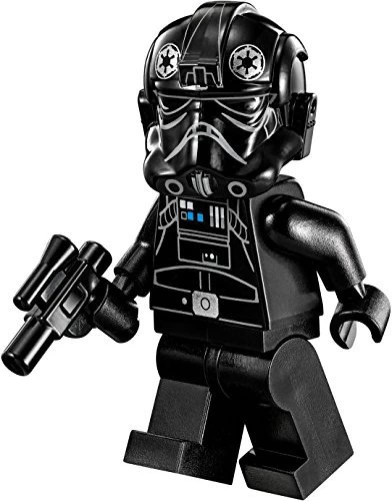 LEGO Star Wars Imperial Assault Carrier Minifigure - Tie Pilot with Blaster Gun (75106)