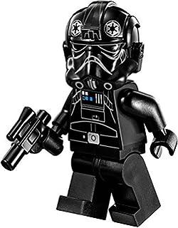 LEGO Star Wars Imperial Assault Carrier Minifigure - Tie Pilot with Blaster Gun (75106)