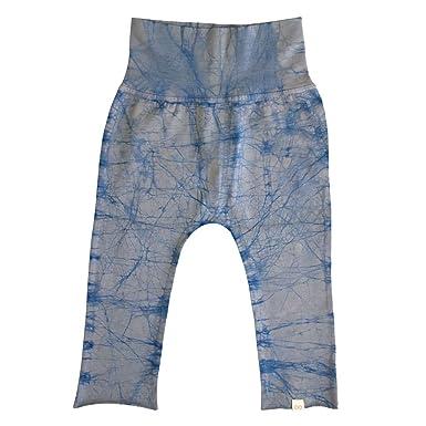 7ac6139d6c KOOSHOO Batik Kids Pants - Expandable Organic Cotton Baby Pants for Boys  Girls Unisex | Amethyst