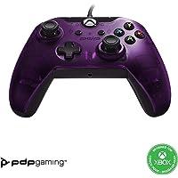Pdp - Mando Con Cable Morado Licenciado (Xbox One)