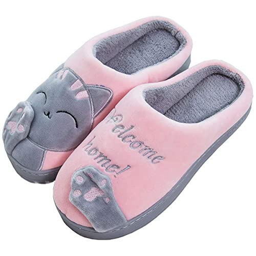 e9a3b1fcdef SITAILE Cute Winter Home Slippers