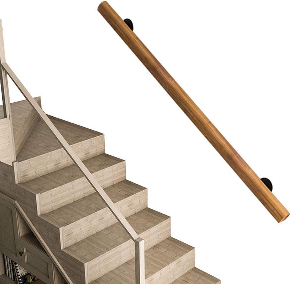 IMBM-Pasamanos Barandilla de Escalera Decorativa Vintage, barandilla - Kit Completo, Adecuado para familias Interiores/jardín de Infantes/Hospital/Bar/Hotel: Amazon.es: Hogar