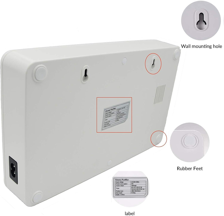 Generatore di ozono generatore di ozono per acqua cibo purificatore daria