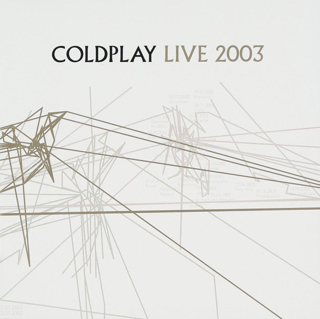 Coldplay Live 2003: Coldplay: Amazon.es: Música