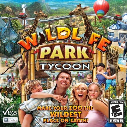 Wildlife Park Tycoon - Pc Tycoon Game Zoo