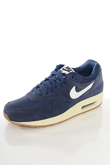 sale retailer 9c137 754d0 Nike - Basket Homme Air Max 1 Essential Bleue-Taille - 45