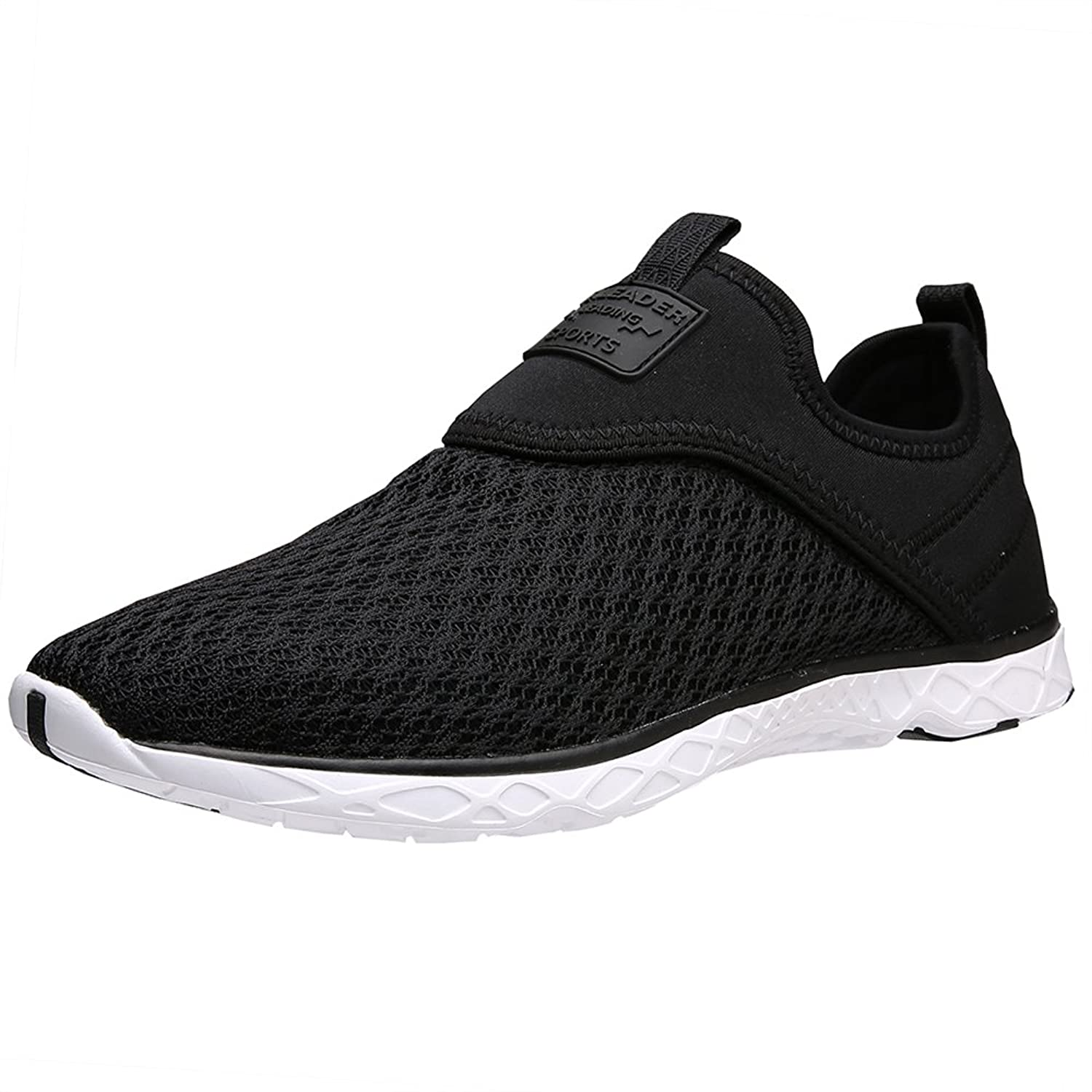 Aleader Women's Slip-on Athletic Water Shoes