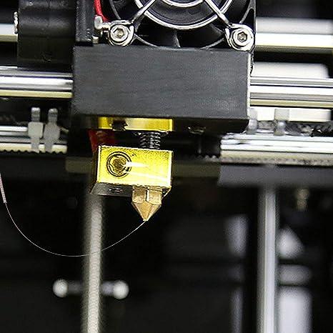 Kit de limpieza de boquillas para impresora 3D, juego de 22 ...