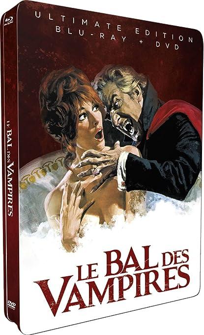 Le Bal des vampires [Francia] [Blu-ray]: Amazon.es: Jack MacGowran, Sharon Tate, Roman Polanski, Alfie Bass, Ferdy Mayne, Jessie Robins, Roman Polanski, Jack MacGowran, Sharon Tate: Cine y Series TV