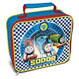 Thomas The Tank Engine Childrens/Boys Official Sodor Racing Friends Lunch Bag