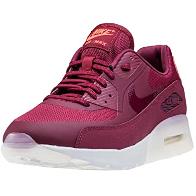 timeless design 5c05d 62d36 Nike Women s Air Max 90 Ultra Red Green 845110-600 (Size  8.5