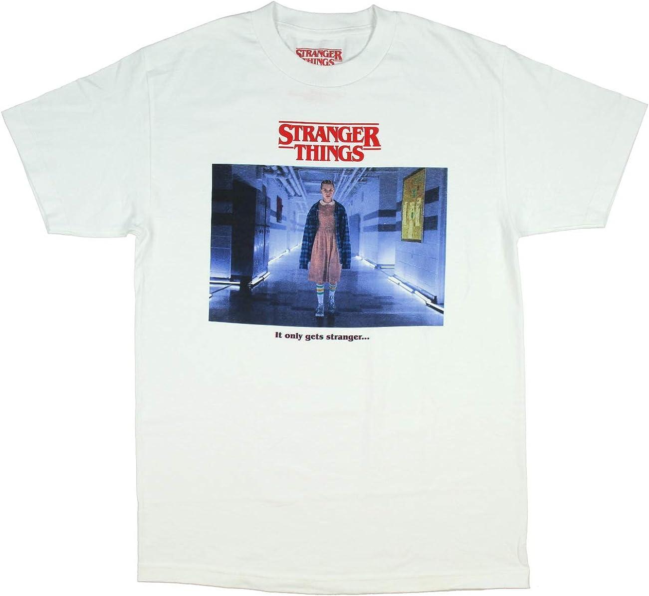 Amazon.com: Stranger Things Men's Eleven