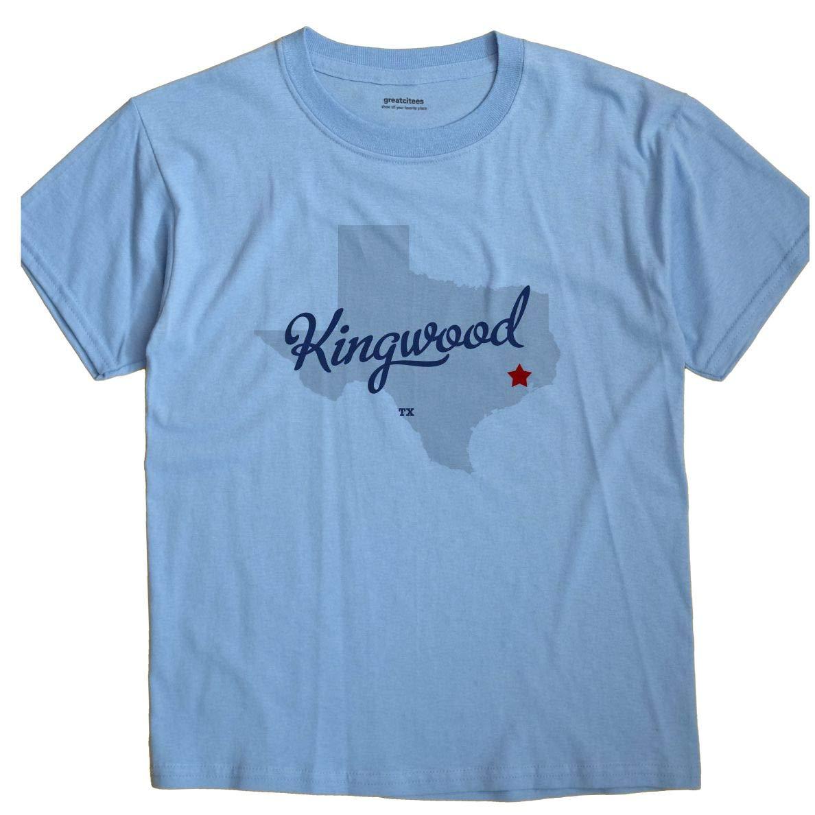 Amazon.com: GreatCitees Kingwood Texas TX, Neighborhood of ...