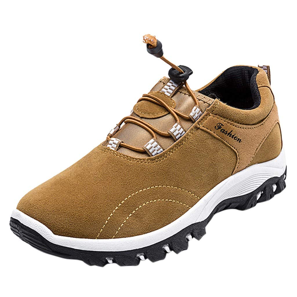 ✪COOLGIRLS✪~Shoes Mens Running Shoes Non Slip Tennis Shoes Mesh Lightweight Gym Athletic Sports Fashion Sneakers Hiking Sneakers by ✪COOLGIRLS✪~Shoes
