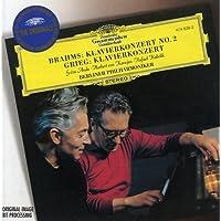 Brahms: Piano Concerto No. 2 / Grieg: Piano Concerto Op. 16