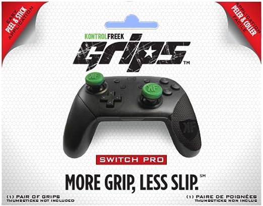 KontrolFreek Grips para Nintendo Switch Pro Controller: Amazon.es ...