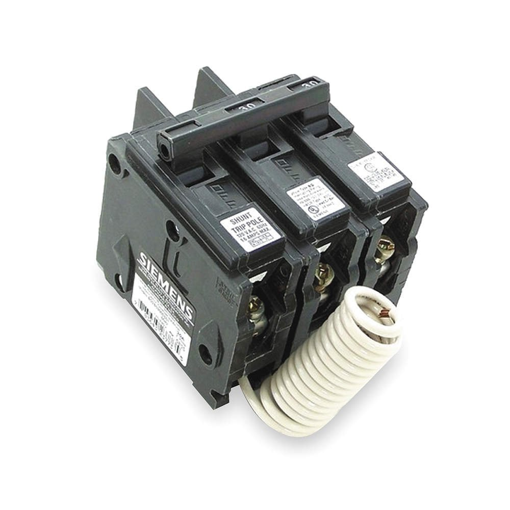 Circuit Breaker 20A BQ ShTrip 3Pole 10kA