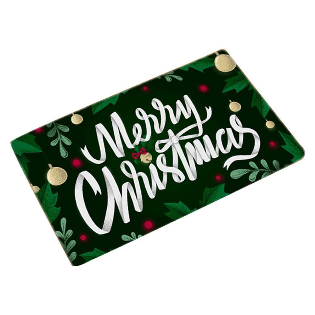 90cm Sungpunet Nordic Bagno Non stuoia di Slittamento del Modello di Natale stuoie Peluche Zerbino Europea Personalizza Porte per la casa Mat 60 72 Stili