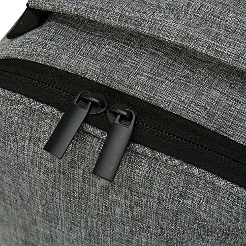VASCO Shoe Travel Bag – Zipper Bags – Suitable as Shoe Gym Bag – For Men & Women - Gray by Vasco (Image #3)