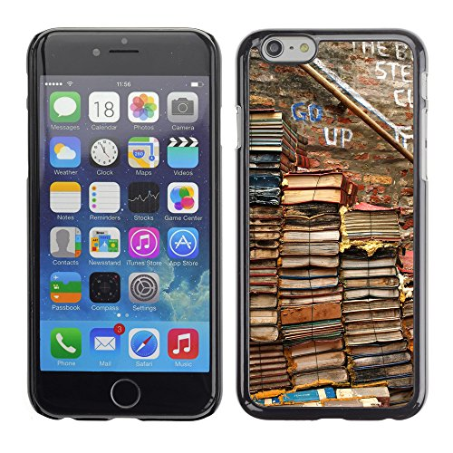 "Premio Sottile Slim Cassa Custodia Case Cover Shell // F00006504 livres de bibliothèque // Apple iPhone 6 6S 6G PLUS 5.5"""