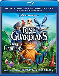 Rise of the Guardians [Blu-ray 3D + Blu-ray + DVD + UltraViolet] (Bilingual) (B00BI3OHPC) | Amazon price tracker / tracking, Amazon price history charts, Amazon price watches, Amazon price drop alerts