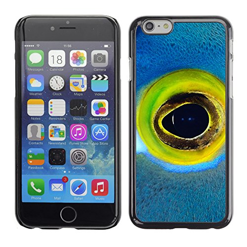 "Premio Sottile Slim Cassa Custodia Case Cover Shell // V00003003 poisson bleu aux yeux jaunes // Apple iPhone 6 6S 6G PLUS 5.5"""