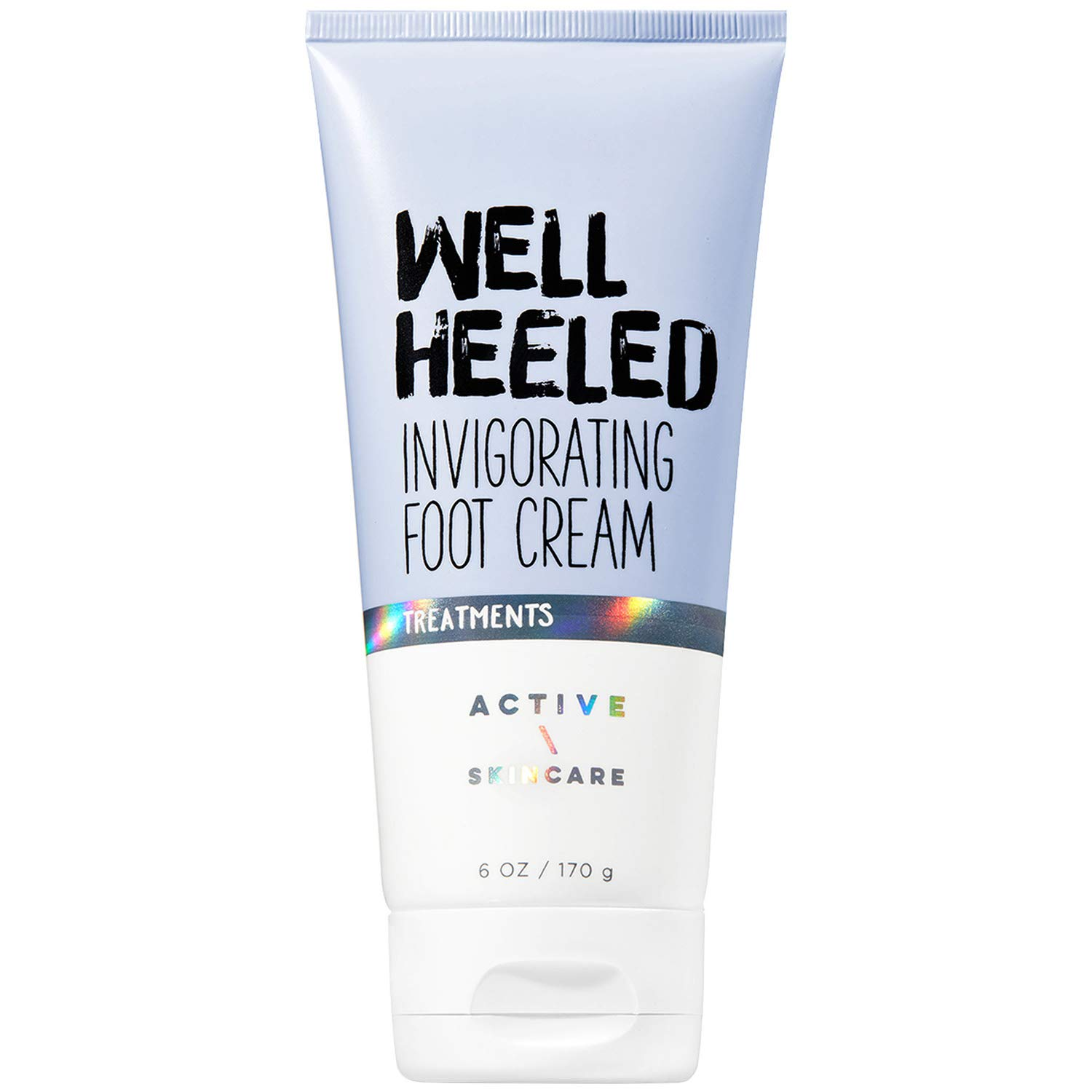 Bath and Body Works Active \ Skincare WELL HEELED Invigorating Foot Cream 6 Ounce