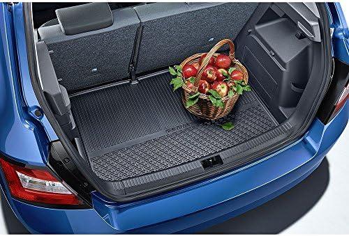 Skoda 6v9061160 Original Fabia Combi Gummimatte Für Kofferraum Schutz Einlage Auto
