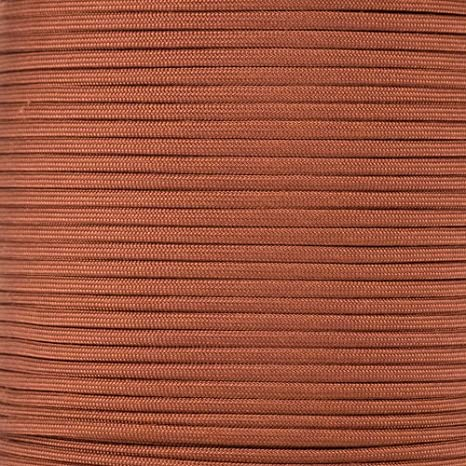 Acid Brown 550 Paracord Rope 7 strand Parachute Cord 10 25 50 100 ft