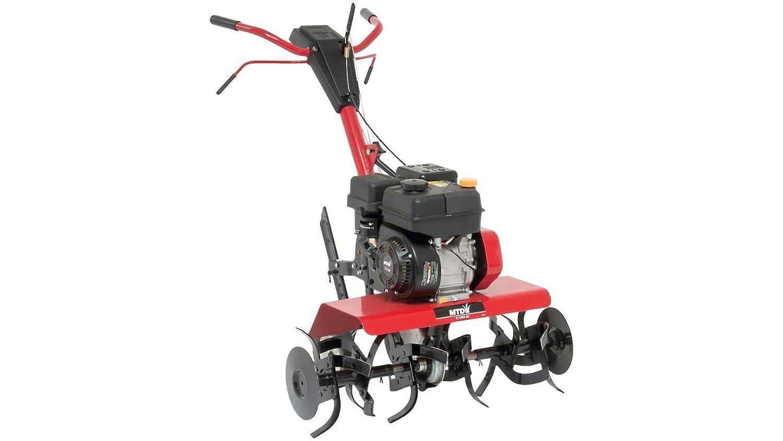 MTD Motor de gasolina azada T 380 M: Amazon.es: Bricolaje y ...