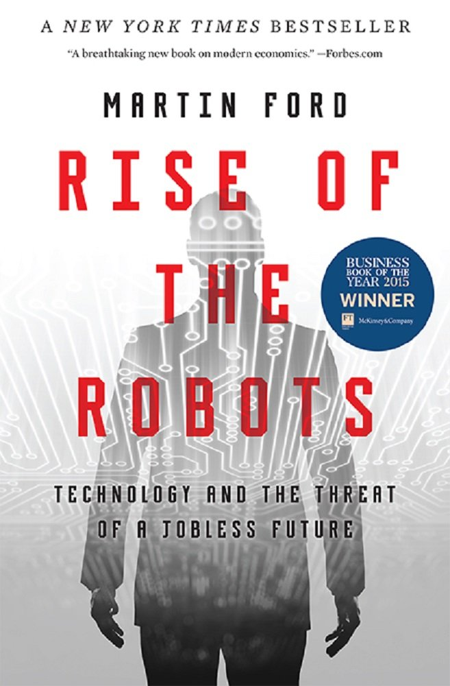 Rise of the Robots ISBN-13 9780465059997