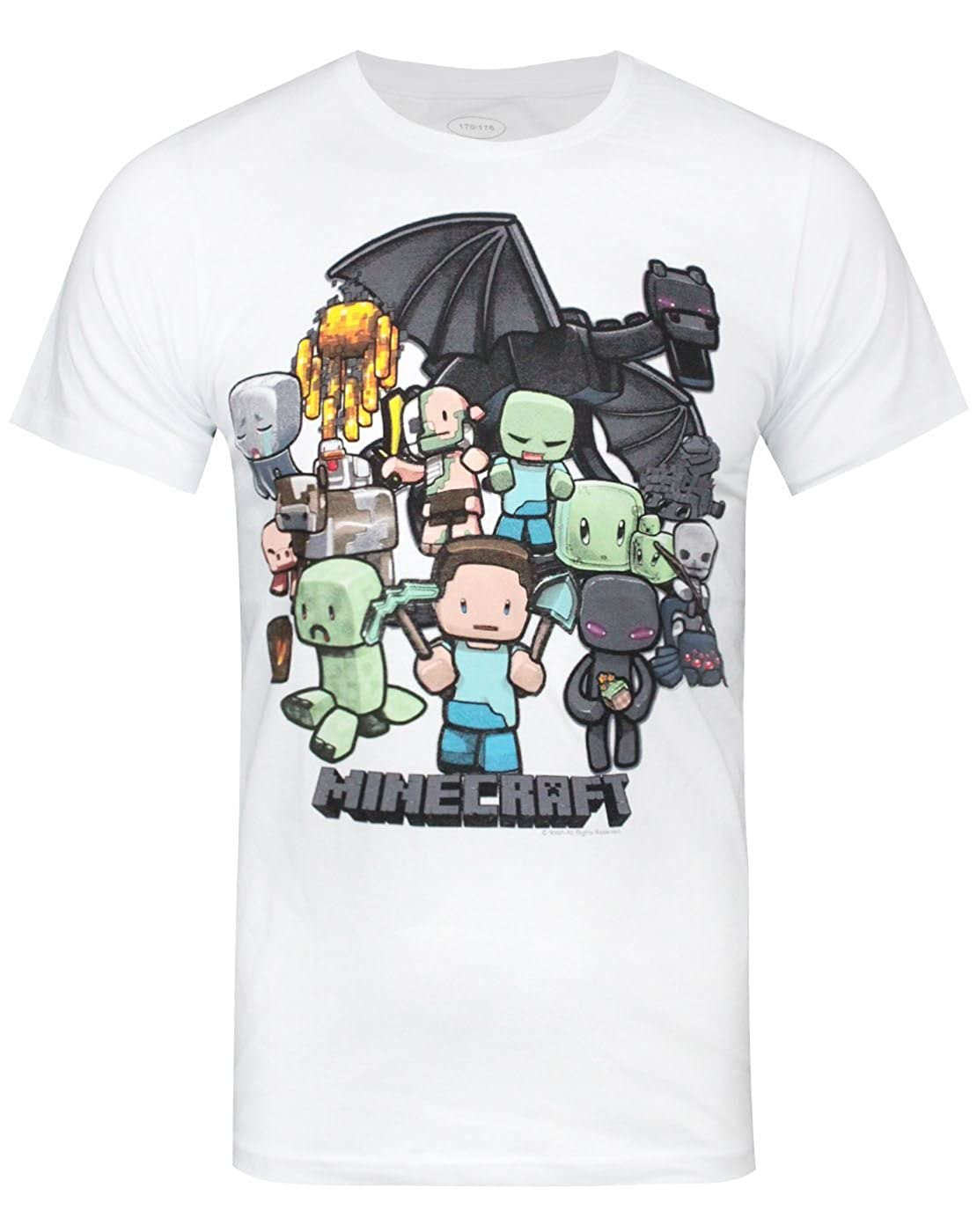 Official Niño Minecraft - Camiseta